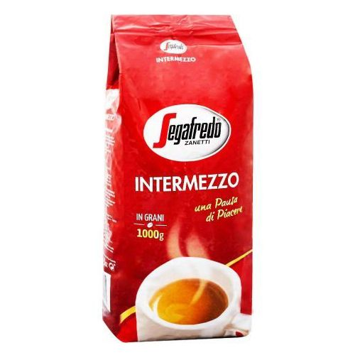 Segafredo Intermezzo 6 x 1 kg