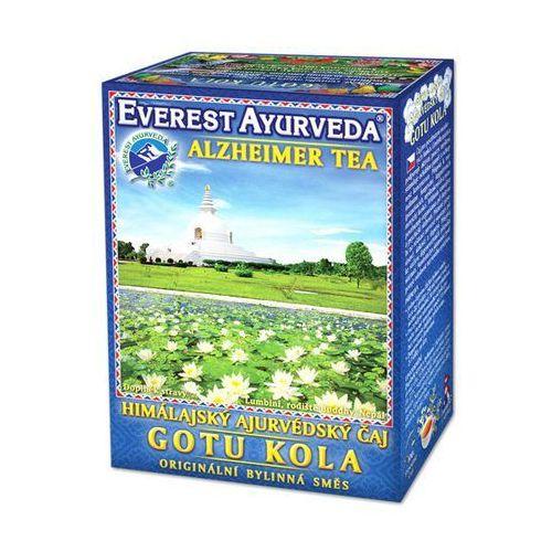 Gotu kola - zwyrodnienie funkcji mózgowych (alzheimer) marki Everest ayurveda