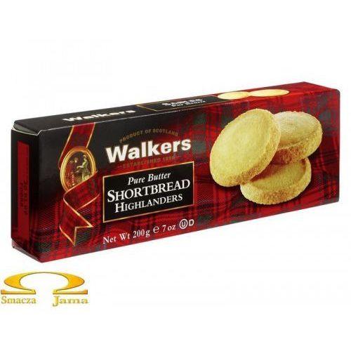 Ciastka Walkers Maślane Shortbread Highlanders 200g, 73B3-57268