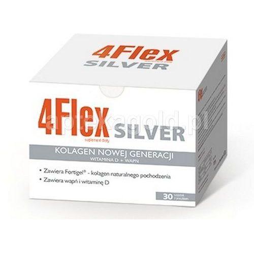 4Flex Silver 30 saszetek z proszkiem (lek na zapalenie stawów)
