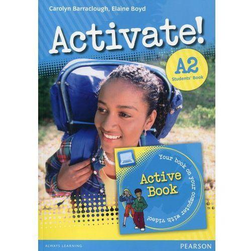 Activate! A2. Podręcznik+ ActiveBook (2016)