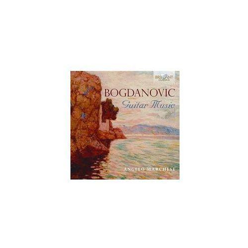 Brilliant classics Bogdanovic: guitar music - wyprzedaż do 90% (5028421951942)