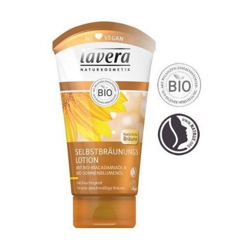 Samoopalacz do ciała olejek z bio-makadamia bio-słonecznika 150ml lavera marki 260lavera