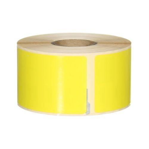 Etykiety samoprzylepne Dymo 99012 żółte - 36x89mm, 260 szt., 99012_Y