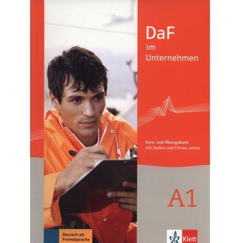 DaF im Unternehmen A1 Kurs- und Ubungsbuch - Wysyłka od 3,99 - porównuj ceny z wysyłką (2015)