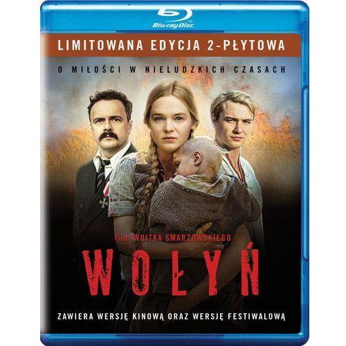Film it Wołyń (limitowana edycja 2-płytowa) (blu-ray) - wojciech smarzowski