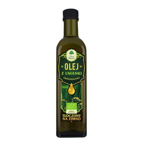 Dary natury Olej z lnianki eko 0,1 l