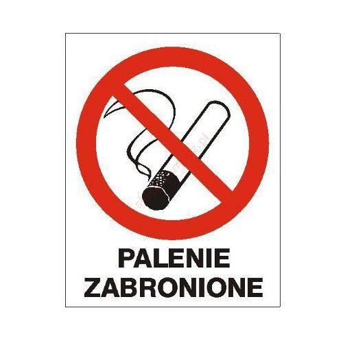 Techem Znak palenie zabronione 150x200 pb