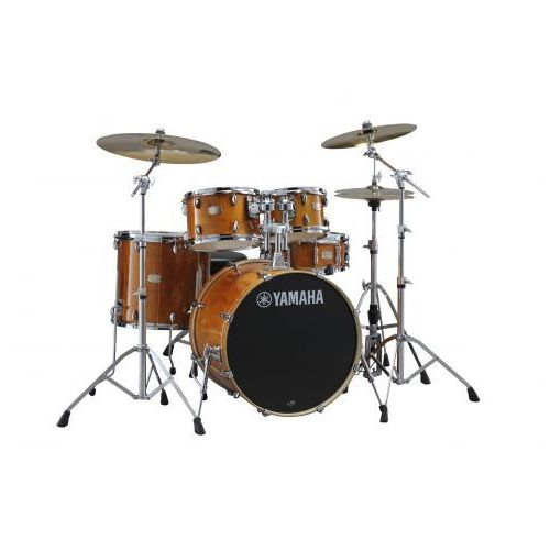 sbp2f5-cr stage custom birch power fusion zestaw perkusyjny (kolor: cranberry red) marki Yamaha