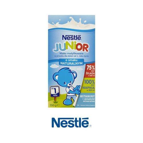 Nestle junior 350g mleko modyfikowane dla dzieci od 1 roku życia