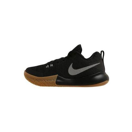Nike Performance ZOOM LIVE II Obuwie do koszykówki black/reflect silver/anthracite (0888411821618)
