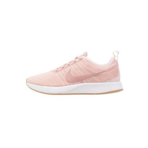 Nike Sportswear DUALTONE RACER SE Tenisówki i Trampki red stardust/silt red/white/light brown, 35.5-43