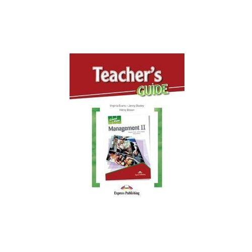 Management II. Career Paths. Teacher's Guide (9781471537035)