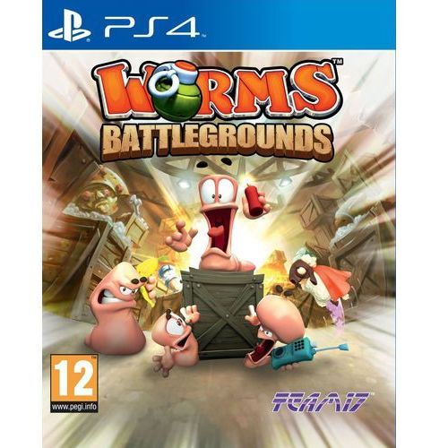 Worms Battleground (PS4)