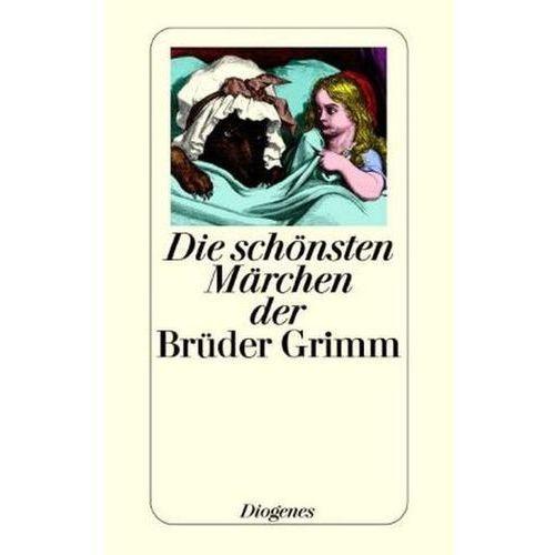Die schönsten Märchen der Brüder Grimm (9783257234855)