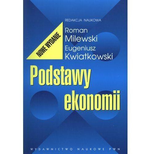 Podstawy ekonomii (554 str.)