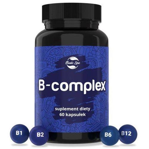 Kapsułki B-Complex Noble Health x 60 kapsułek