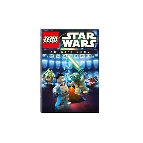 Imperial cinepix Lego star wars: kroniki yody (dvd) - michael hegner darmowa dostawa kiosk ruchu (5903570153952)