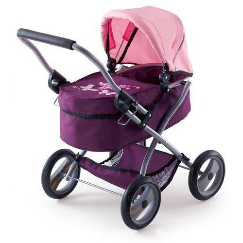 BAYER DESIGN Wózek dla lalek My first Trendy śliwka (wózek dla lalki)