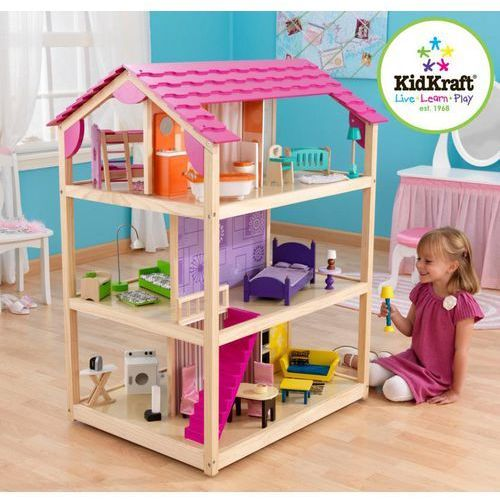 Domek dla lalek So Chic KidKraft, Kidkraft z wonder-toy.com