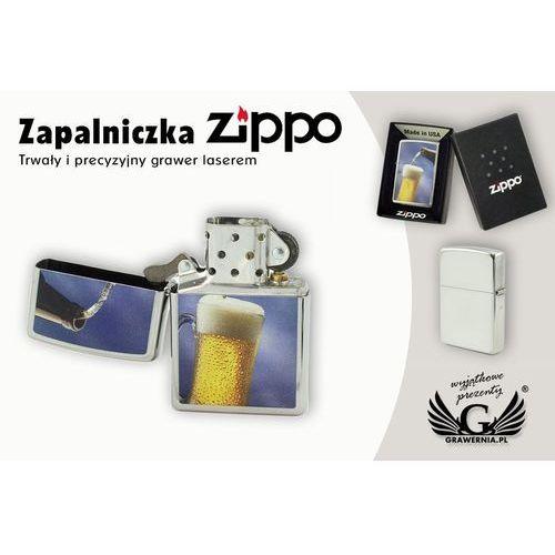 Zapalniczka kufel piwa high polish chrome marki Zippo
