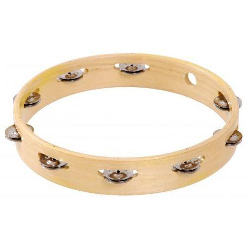 Canto HLT121 tamburyn drewniany 12″ / pojedynczy talerz
