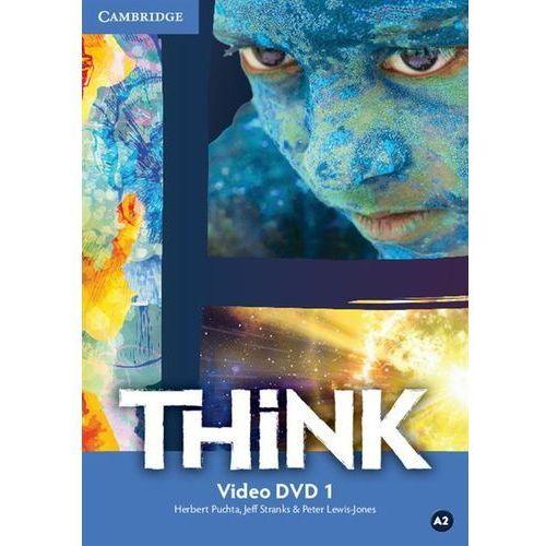 Cambridge university press Think 1 video dvd (płyta dvd)