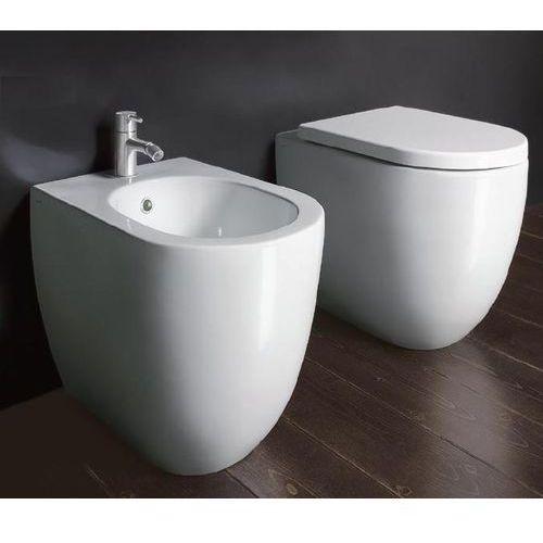 Catalano muszla wisząca z deską wolnoopadającą Sfera 1VPC5200 (miska i kompakt WC)