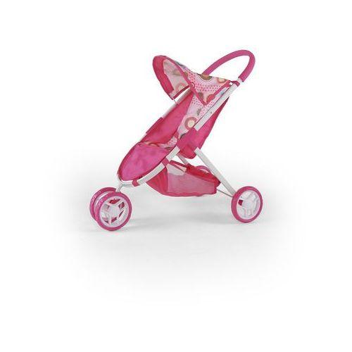 Milly Mally, Zuzia, wózek dla lalek, brązowy - produkt z kategorii- wózki dla lalek