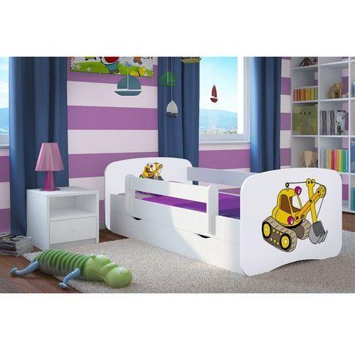 Łóżko dziecięce babydreams koparka kolory negocjuj cenę. marki Kocot-meble