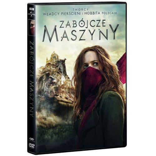 Zabójcze maszyny (Płyta DVD) (5902115606861)