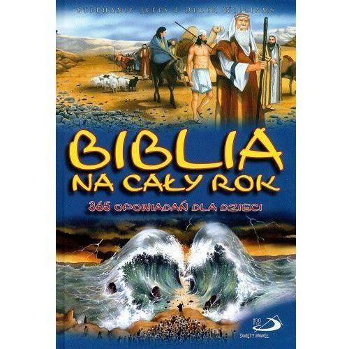 Produkt polski Biblia na cały rok. 365 opowiadań dla dzieci