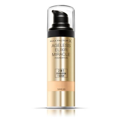 Max Factor Ageless Elixir 2in1 | Podkład i serum 60 Sand 30ml (5013965995392)