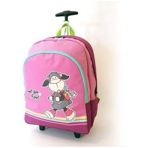 walizka JM Lucy na kólkach 31x16,5x34 cm (5607125150013)