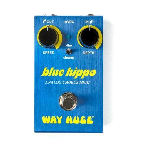Dunlop E-WM-61, Way Huge Smalls Blue Hippo - Analog Chorus MkIII, efekt gitarowy