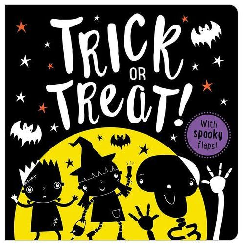 Trick or Treat: Lift-The-Flap (9781786923110)