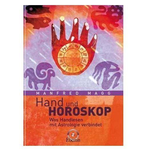 Hand und Horoskop Magg, Manfred (9783925100925)