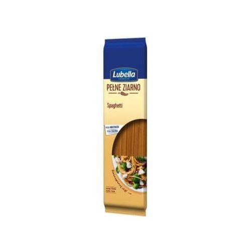Lubella 400g makaron spaghetti pełne ziarno (5900049011300)