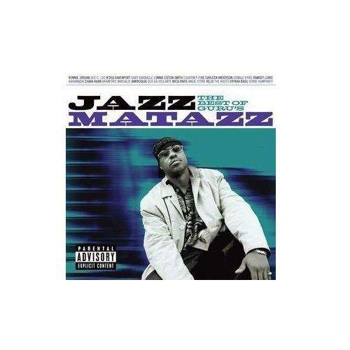 Universal music The best of guru's jazzmatazz - guru′s jazzmatazz (5099951905927)