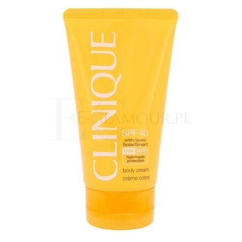 Clinique Sun Care SPF40 preparat do opalania ciała 150 ml dla kobiet