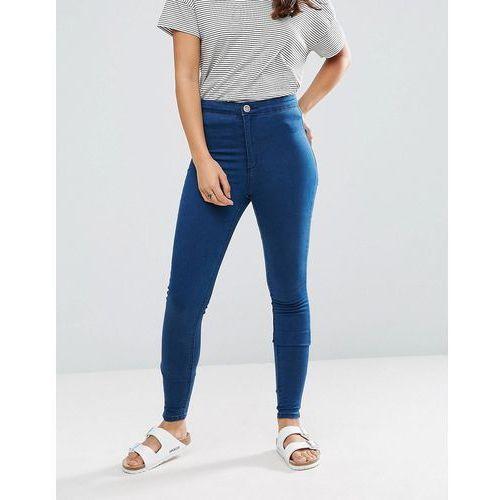 Glamorous Skinny Jeans - Blue, kolor niebieski