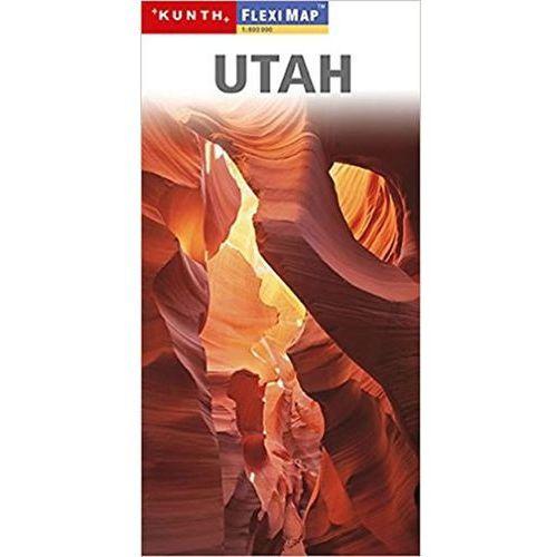 USA/Utah/Fleximap 1:800T KUN neuveden