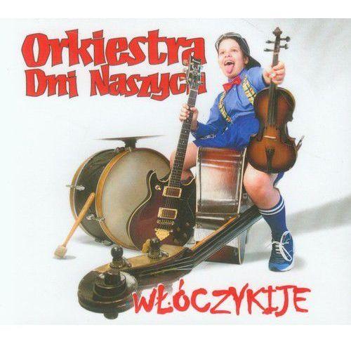 Mtj Włóczykije - orkiestra dni naszych (płyta cd)