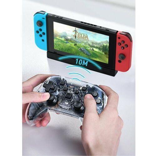 Baseus SW Motion Sensing | Gamepad kontroler bezprzewodowy bluetooth do Nintendo Switch