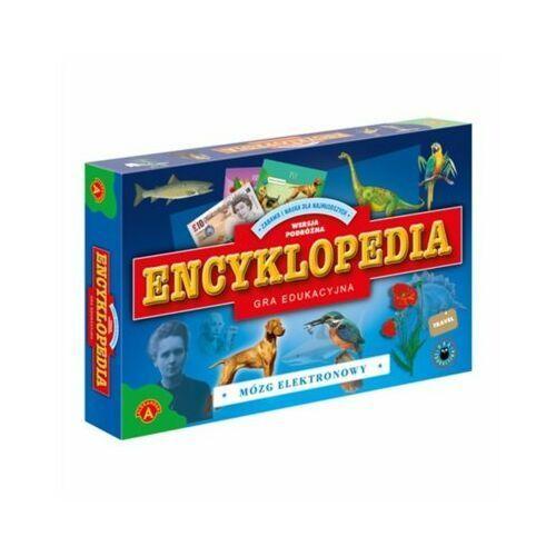Gra Encyklopedia Travel Mózg Elektronowy - DARMOWA DOSTAWA OD 199 ZŁ!!!
