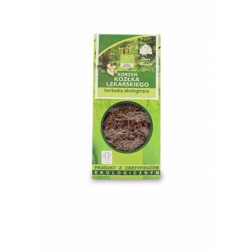 Herbata z korzenia kozłka lekarskiego BIO 100g - Dary Natury, 5434