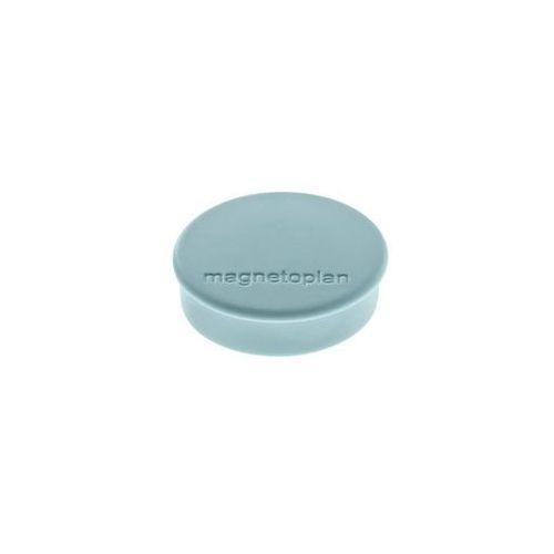 Magnetoplan Magnesy discofix hobby 0.3 kg 25mm 10szt niebieski