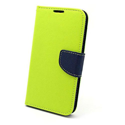 Etui Huawei Y5 2018 Pokrowiec Fancy zielony