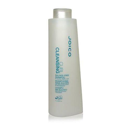 Joico curl cleansing - szampon do włosów kręconych bez siarczanów 1000ml