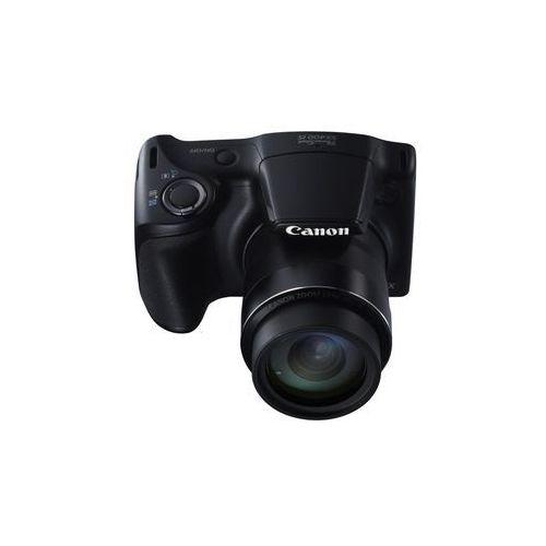 Canon PowerShot SX400 [zoom optyczny 30x]